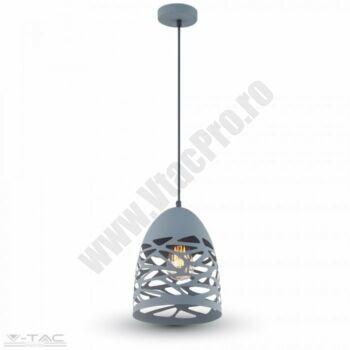 pendul-metalic-e27-vtac-sku-3822
