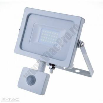 reflector-cu-senzor-de-miscare-samsung-led-20w-lumina-naturala-ip65-vtacpro-sku-449