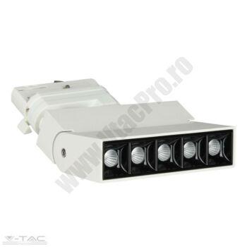12W LED Linear Pe Sina Cip SAMSUNG Corp Alb 4000K - PRO20004