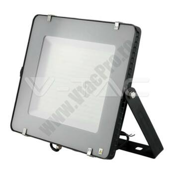Proiector LED SMD 300W Cip SAMSUNG Slim Negru 4000K 120LM/W A++  - PRO791