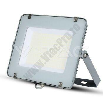 Proiector LED SMD 300W Cip SAMSUNG Slim Gri 6400K 120LM/W - PRO796